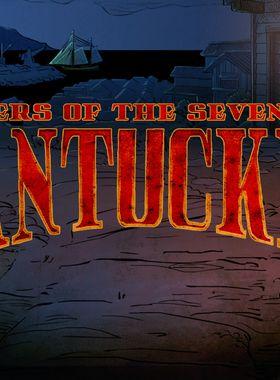 Nantucket - Masters of the Seven Seas Key Art