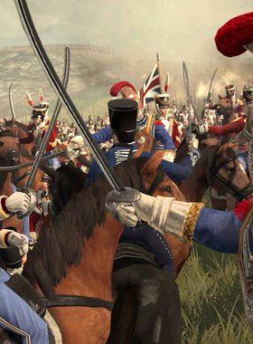 Napoleon: Total War Key Art
