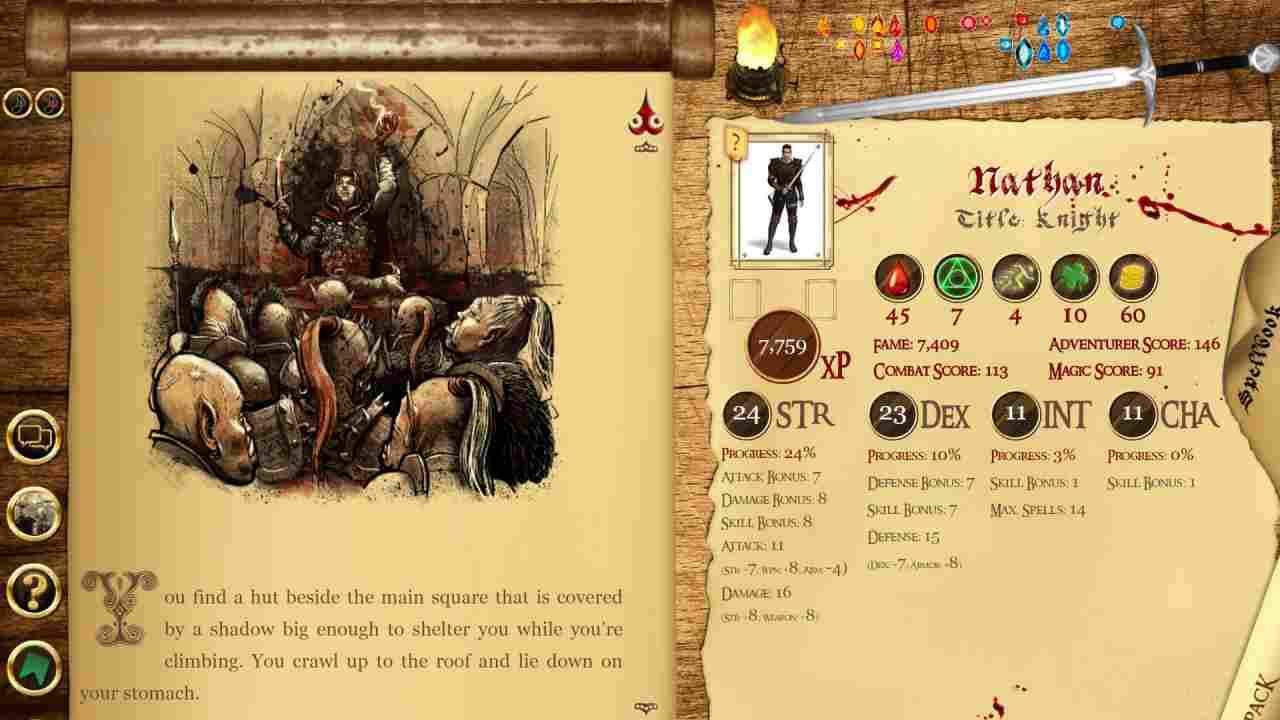 Narborion Saga Background Image