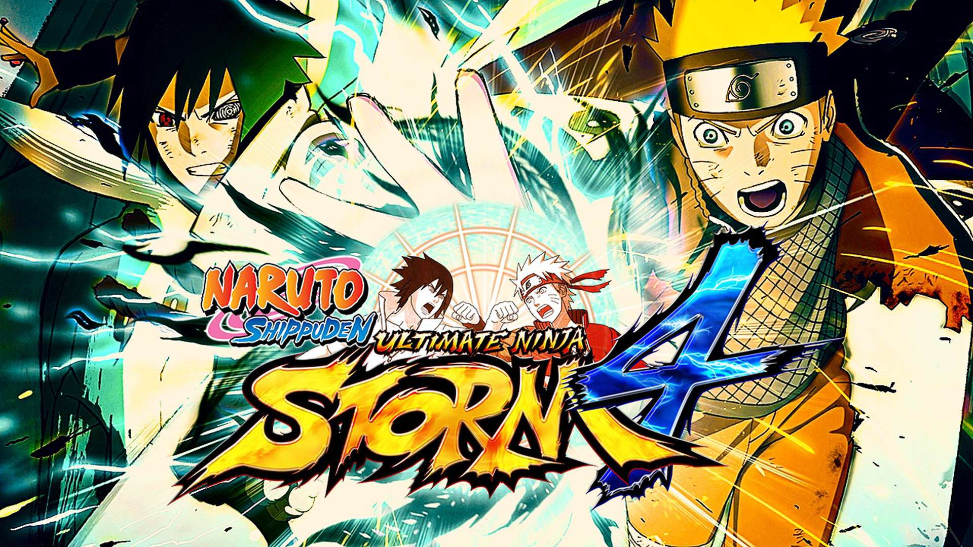 Naruto Shippuden: Ultimate Ninja Storm 4 Video