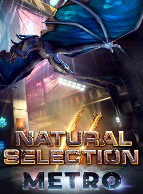 Natural Selection 2 Key Art
