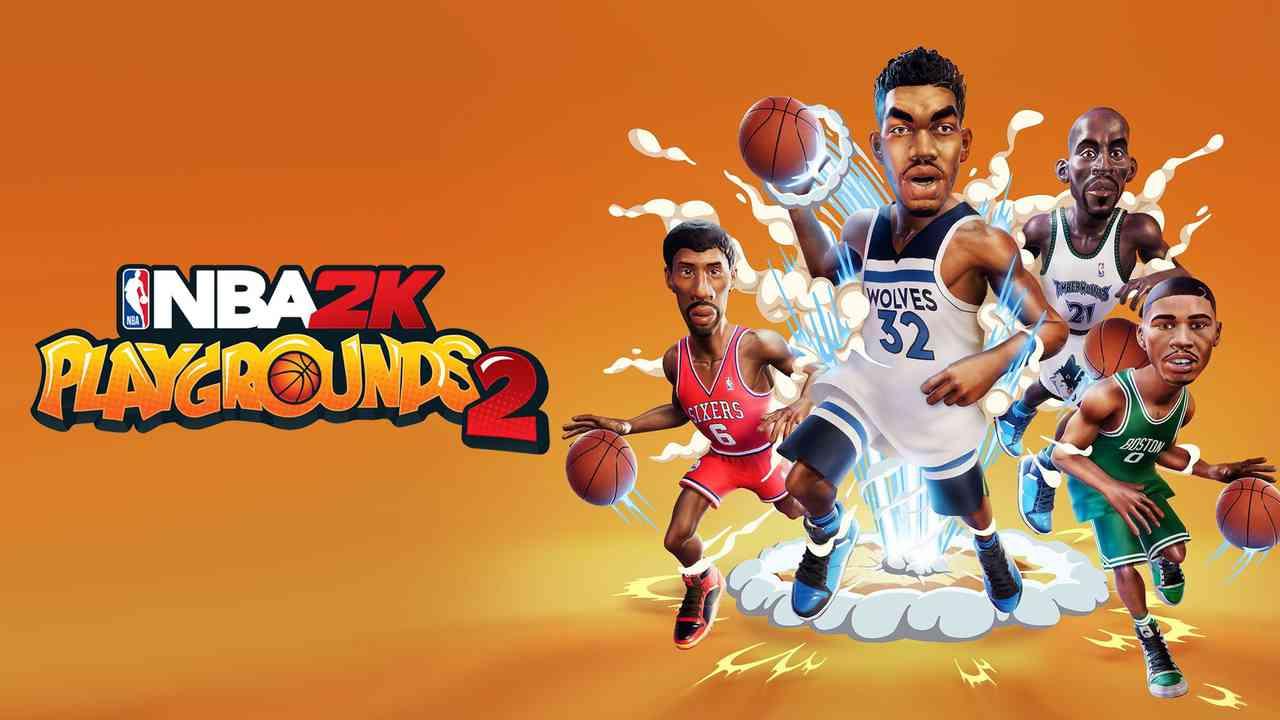 NBA 2K Playgrounds 2 Background Image