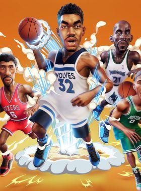 NBA 2K Playgrounds 2 Key Art