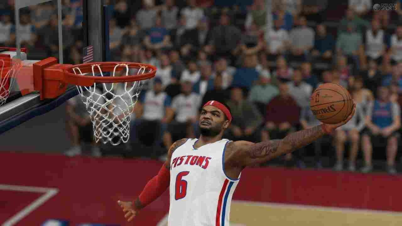 NBA 2K15 Background Image