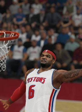NBA 2K15 Key Art