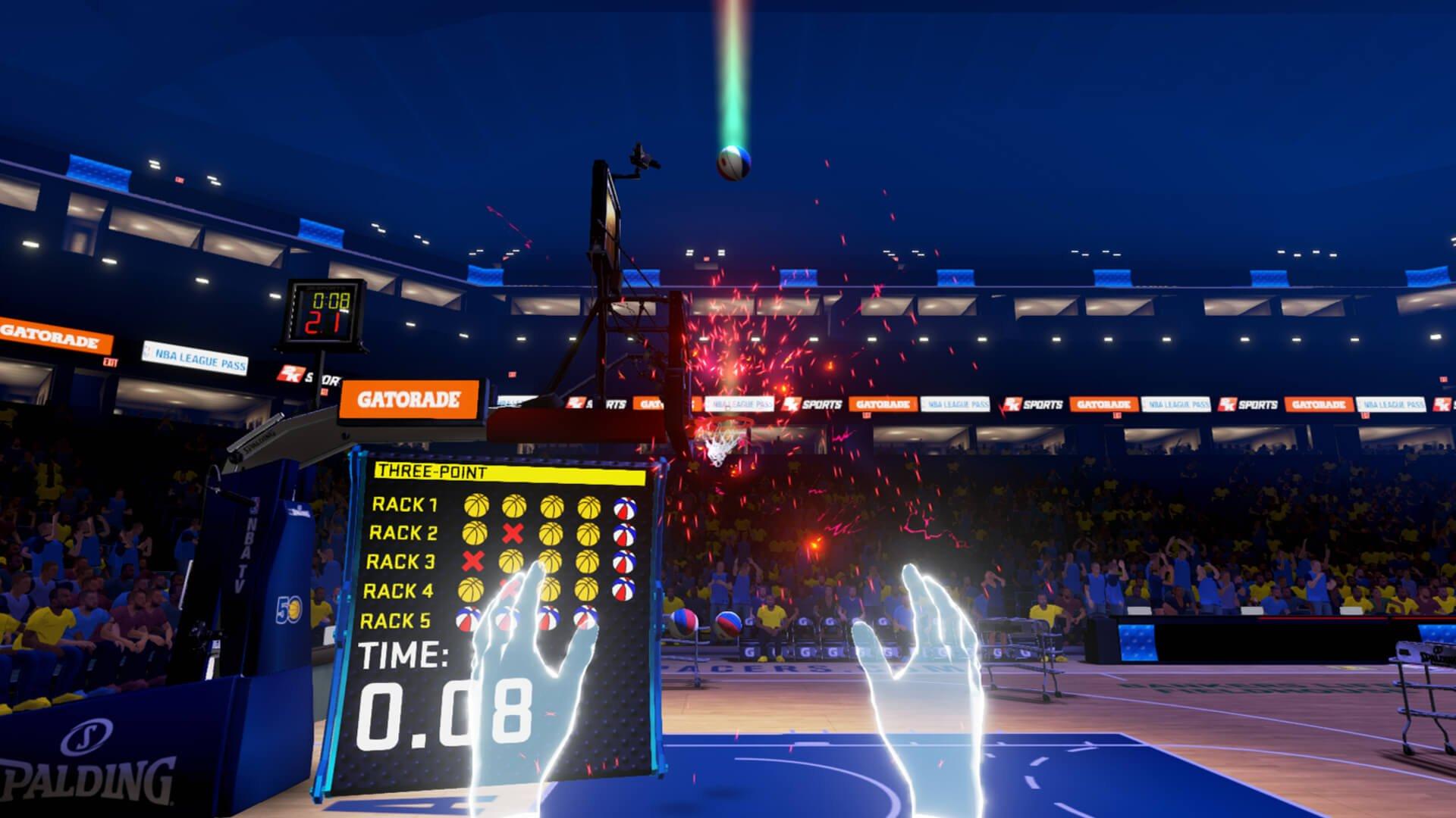 NBA 2KVR Experience (VR)
