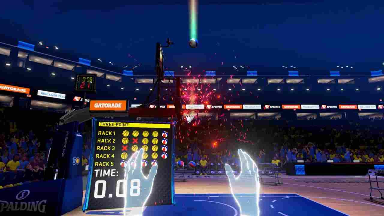 NBA 2KVR Experience (VR) Thumbnail
