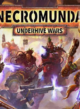 Necromunda: Underhive Wars Key Art