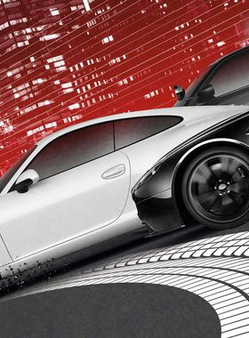 Need for Speed Most Wanted Key Art