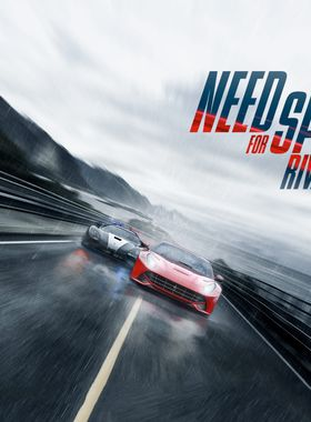 Need for Speed Rivals Key Art