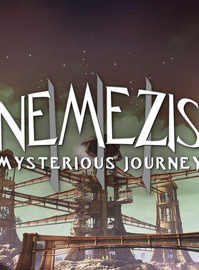 Nemezis: Mysterious Journey 3 Key Art