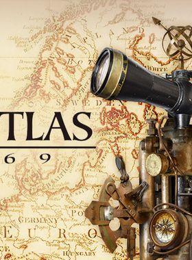 Neo ATLAS 1469 Key Art