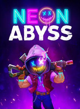 Neon Abyss Key Art