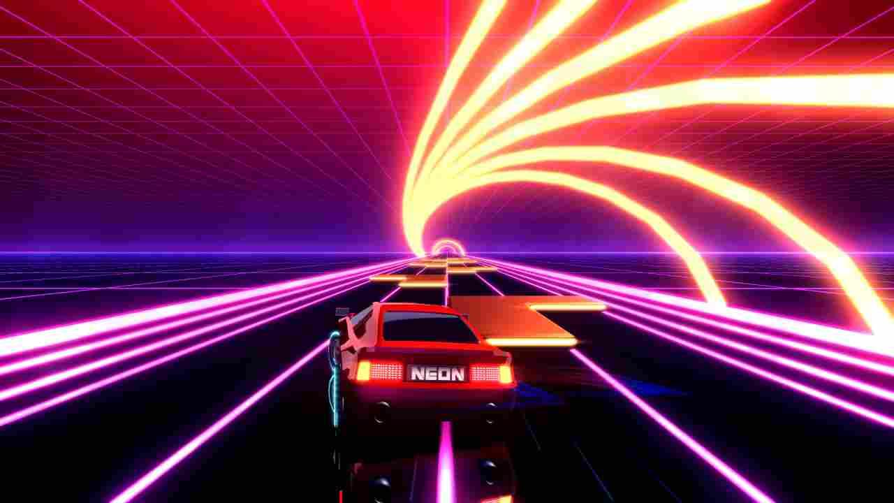 Neon Drive Thumbnail
