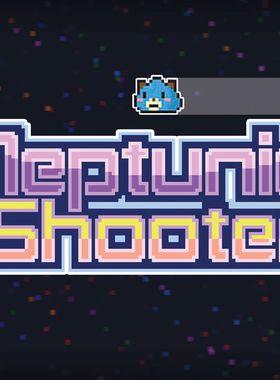 Neptunia Shooter Key Art