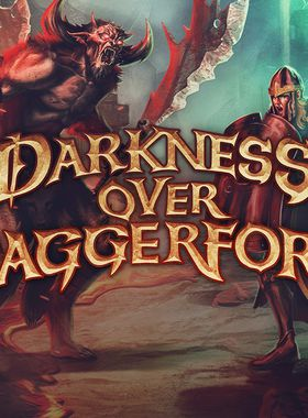 Neverwinter Nights: Darkness Over Daggerford Key Art