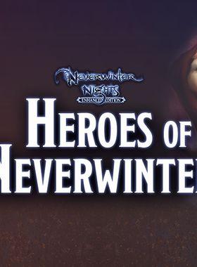 Neverwinter Nights: Heroes of Neverwinter Key Art