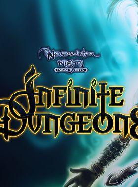 Neverwinter Nights: Infinite Dungeons Key Art
