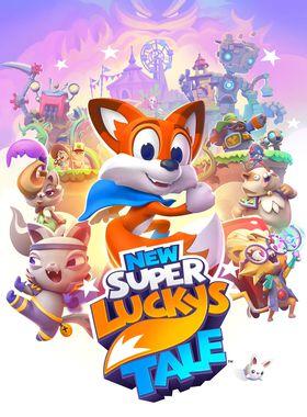 New Super Lucky's Tale Key Art