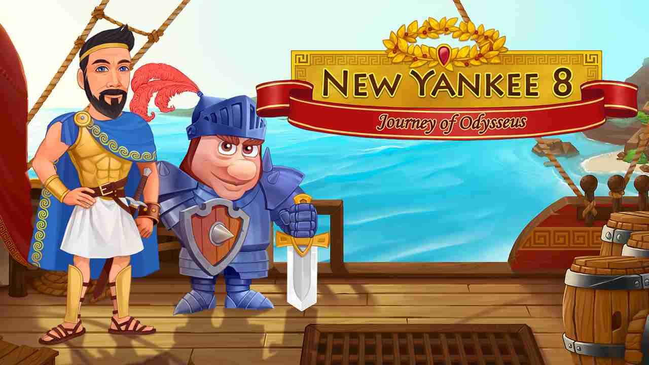 New Yankee 8: Journey of Odysseus