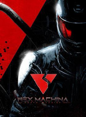 Nex Machina Key Art