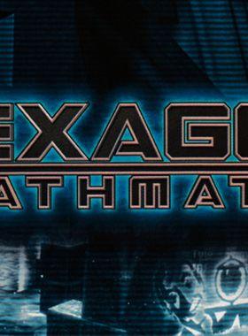 Nexagon: Deathmatch Key Art
