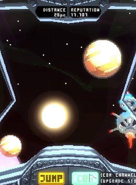 Next Jump: Shmup Tactics Key Art