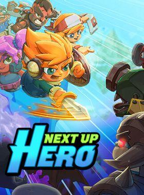 Next Up Hero Key Art