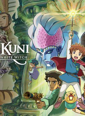 Ni No Kuni: Wrath of the White Witch Key Art
