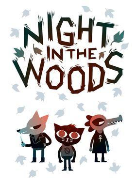 Night in the Woods Key Art