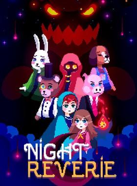 Night Reverie Key Art