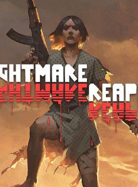 Nightmare Reaper Key Art