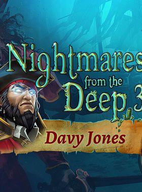 Nightmares from the Deep 3: Davy Jones Key Art