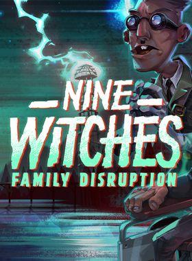 Nine Witches: Family Disruption Key Art