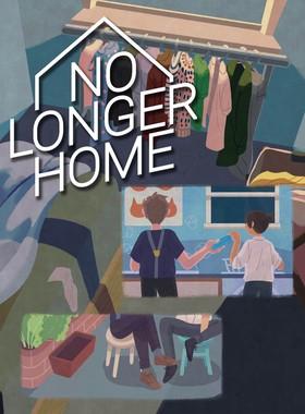 No Longer Home Key Art