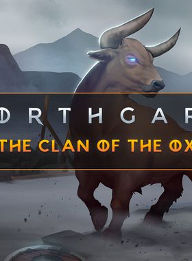 Northgard - Himminbrjotir, Clan of the Ox Key Art