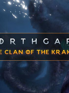 Northgard - Lyngbakr, Clan of the Kraken Key Art