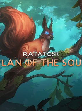 Northgard - Ratatoskr, Clan of the Squirrel Key Art