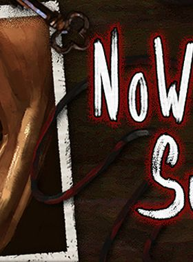 Now You See - A Hand Painted Horror Adventure Key Art
