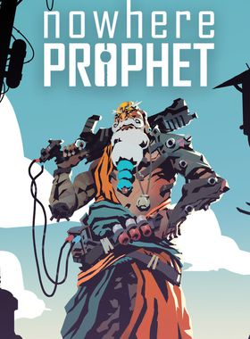 Nowhere Prophet Key Art