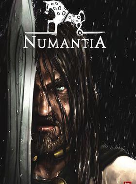 Numantia Key Art