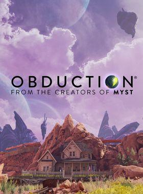 Obduction Key Art