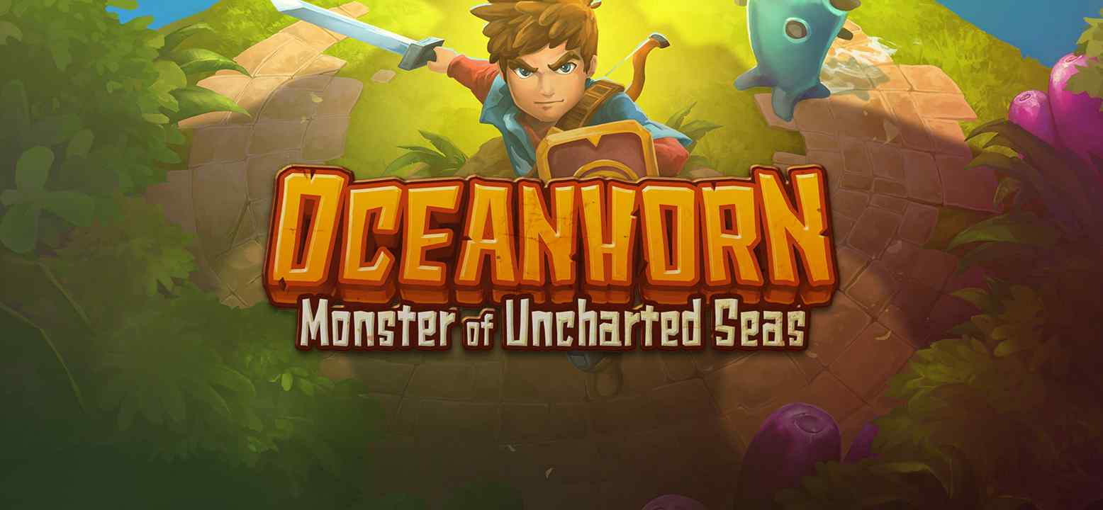 Oceanhorn: Monster of Uncharted Seas Background Image