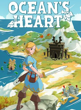 Ocean's Heart Key Art