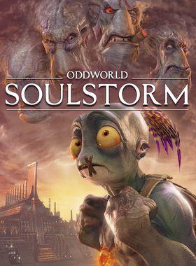 Oddworld: Soulstorm Key Art