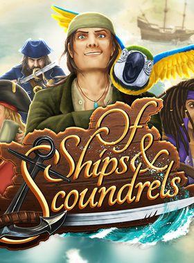 Of Ships & Scoundrels Key Art