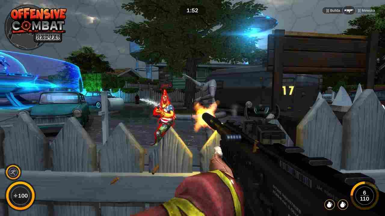 Offensive Combat: Redux Thumbnail