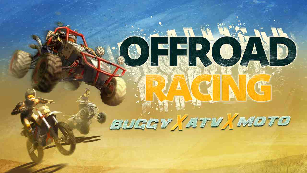 Offroad Racing - Buggy 10 ATV 10 Moto