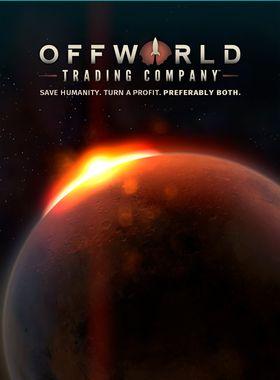 Offworld Trading Company - Limited Supply Key Art