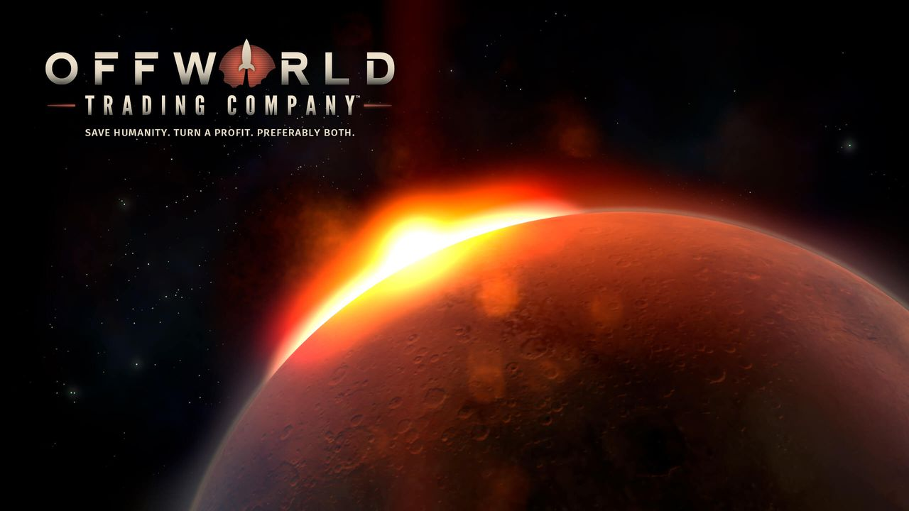 Offworld Trading Company Background Image